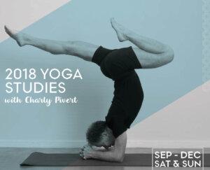 2018 Yoga Studies