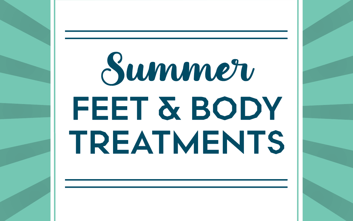 The Summer Body Treatment includes a full body dry brushing to remove dead skin cells. Next, enjoy a coconut lemongrass oil body wrap. While this soaks in we will massage the scalp and spritz Skin Scripts cucumber hydration toner to the face. This is the ultimate exfoliating, moisturizing, stress-busting treatment!