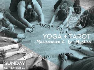 Yoga + Tarot Workshop