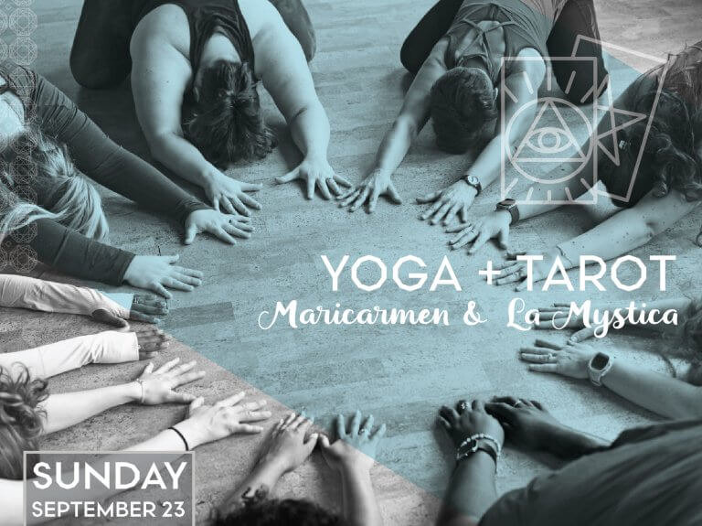 Yoga + Tarot Workshop