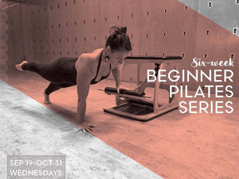 Beginner Pilates Series