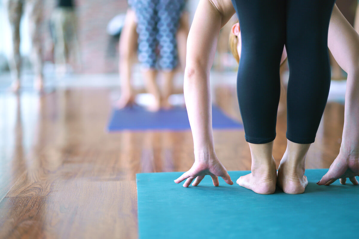 Yoga Classes - Castle Hill Fitness Downtown - Austin, TX