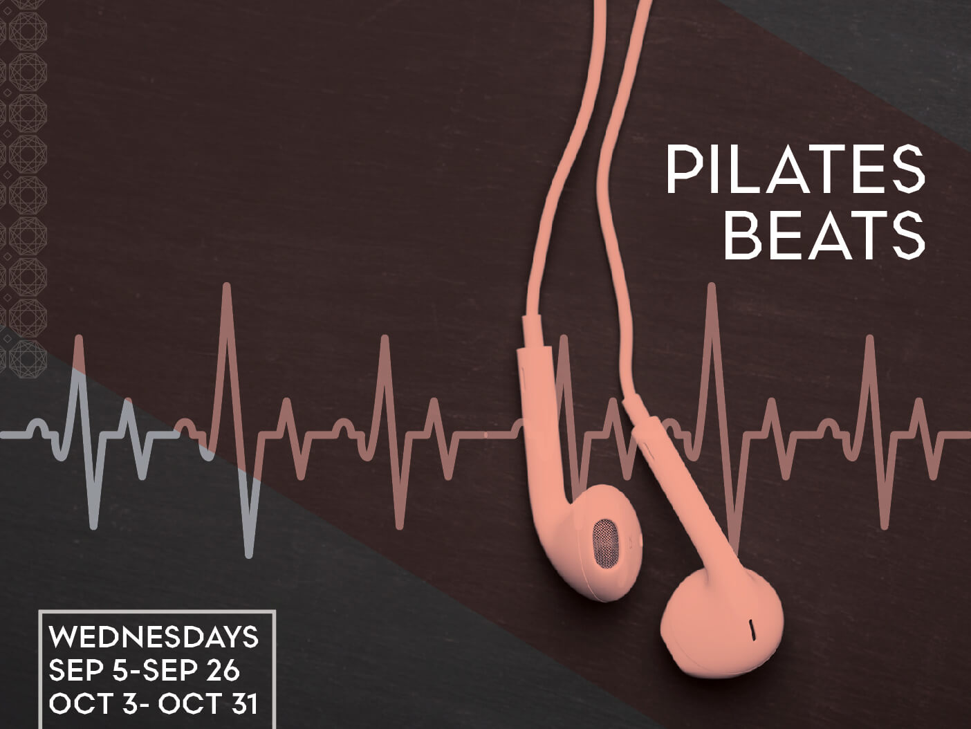 Pilates Beats: Pilates + Cardio Series