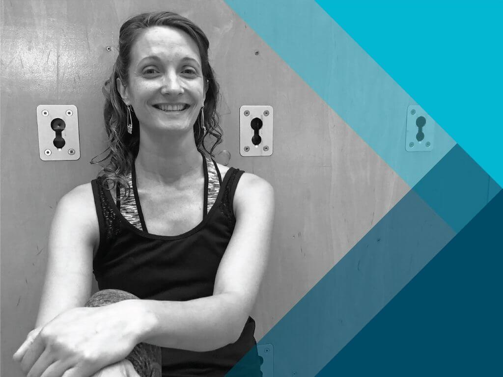 Anna Gieselman Yoga Instructor
