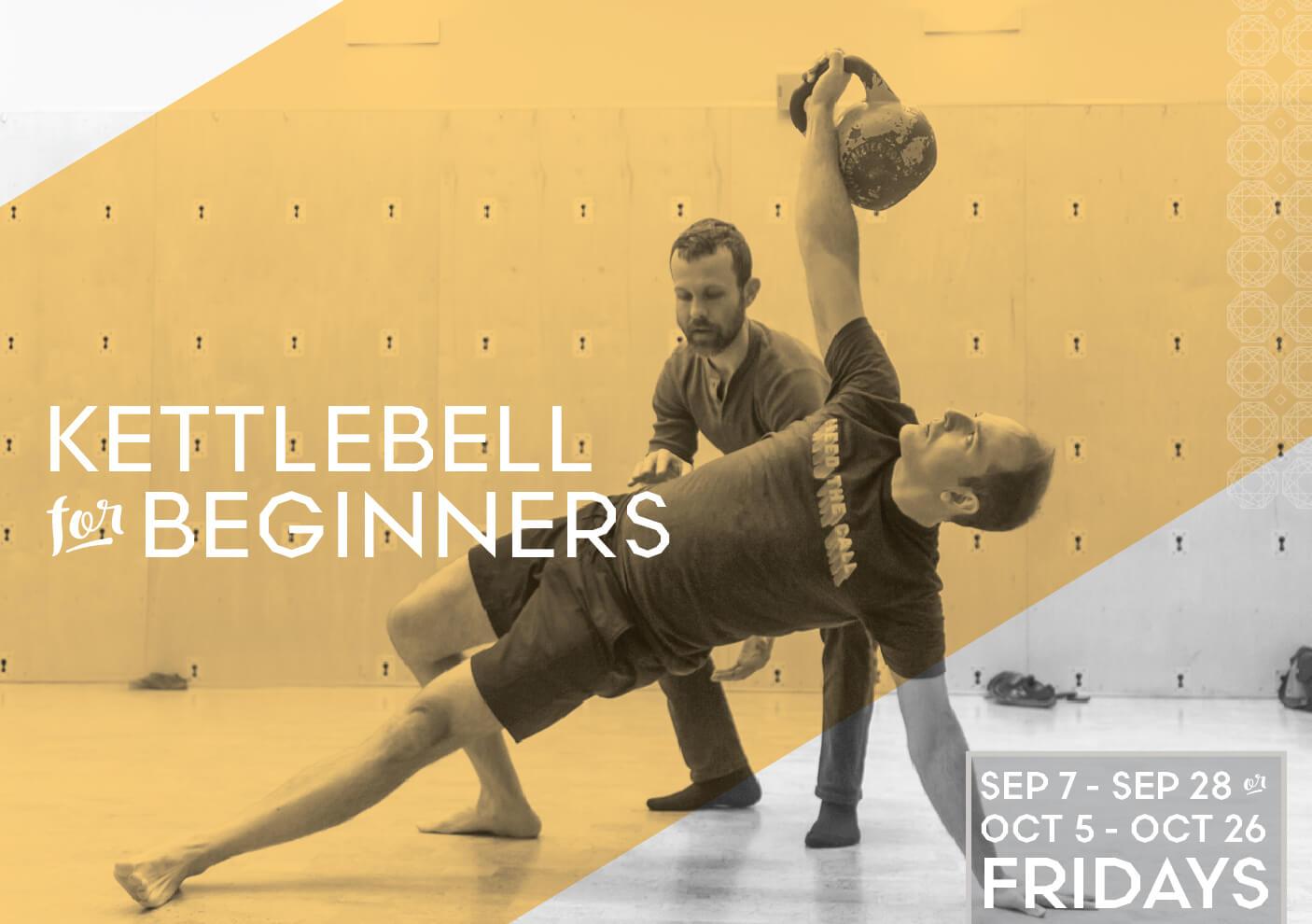 Kettlebell for Beginners