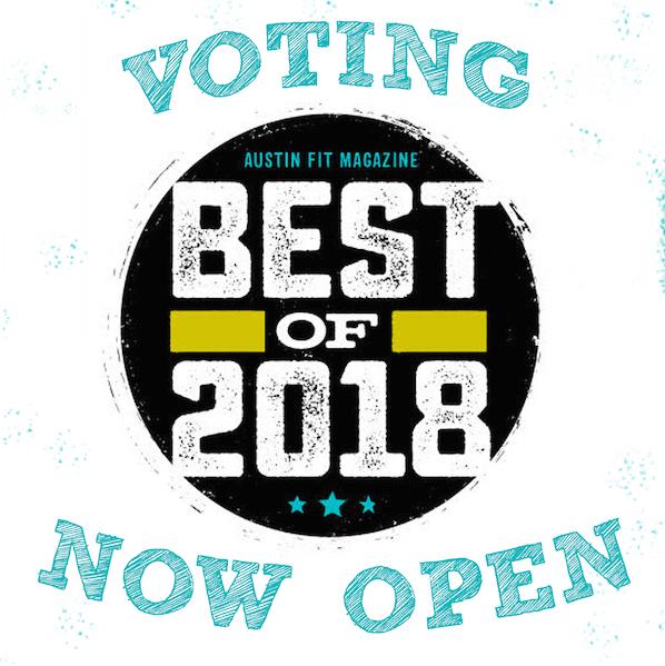Austin Fit Magazine Best of ATX 2018
