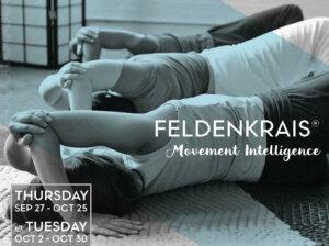 Feldenkrais®: Movement Intelligence