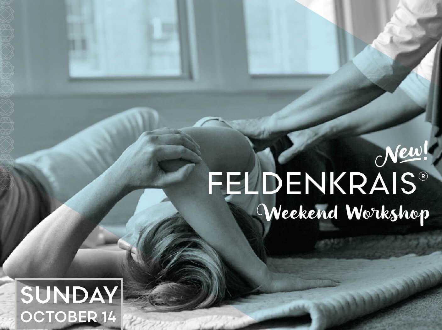 Feldenkrais®: Weekend Workshop