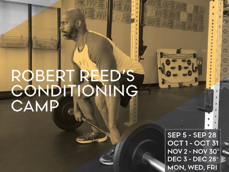 Conditioning Camp