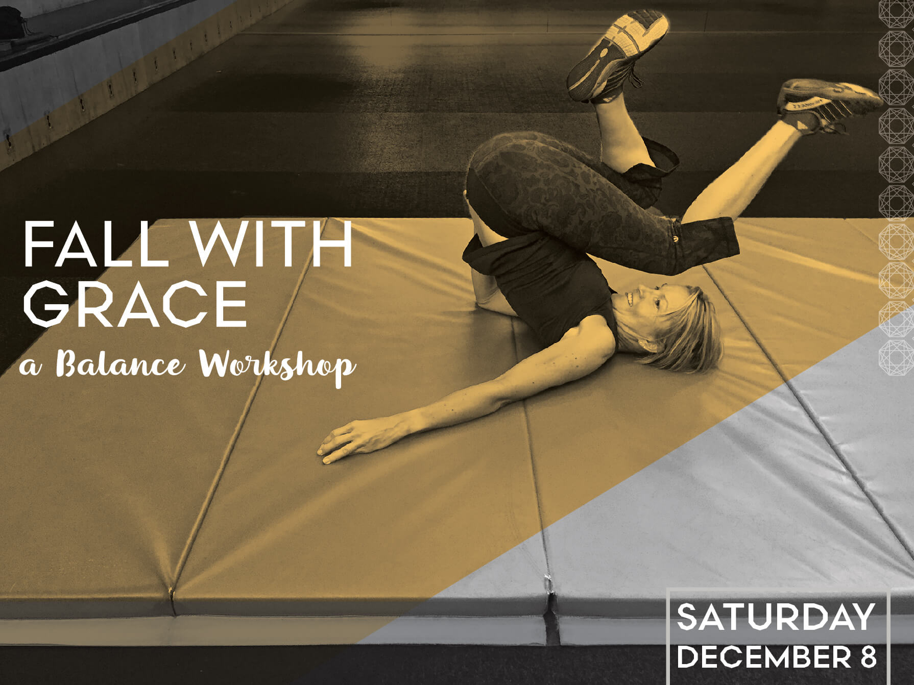 Fall with Grace: A Balance Workshop