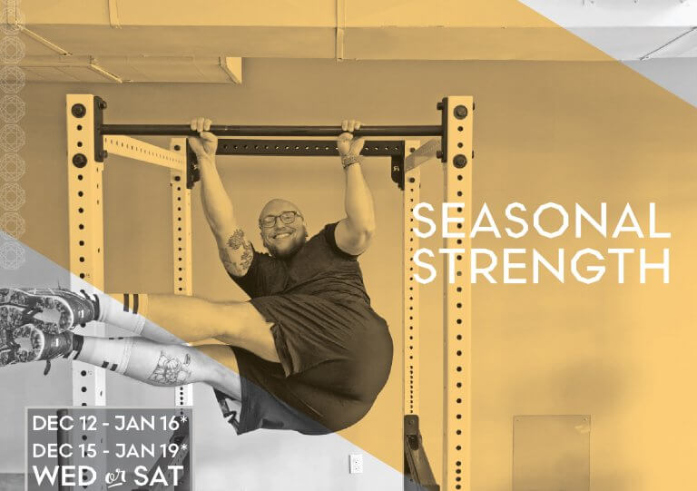 Seasonal Strength Series