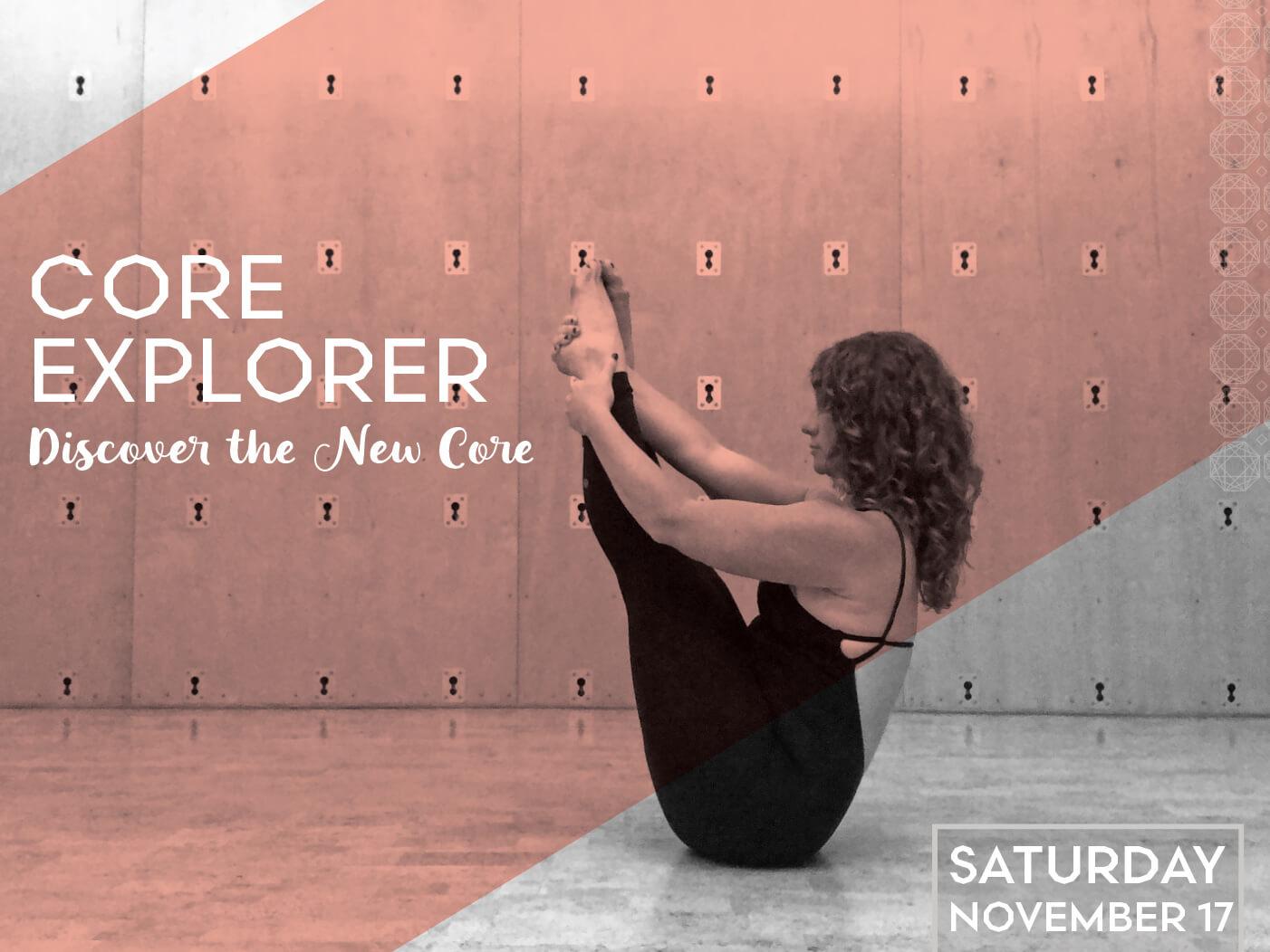 Core Explorer: Discover the New Core