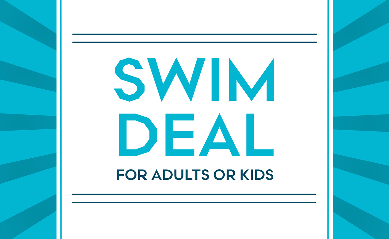 Swim Deal Promotion at Castle Hill Fitness 360