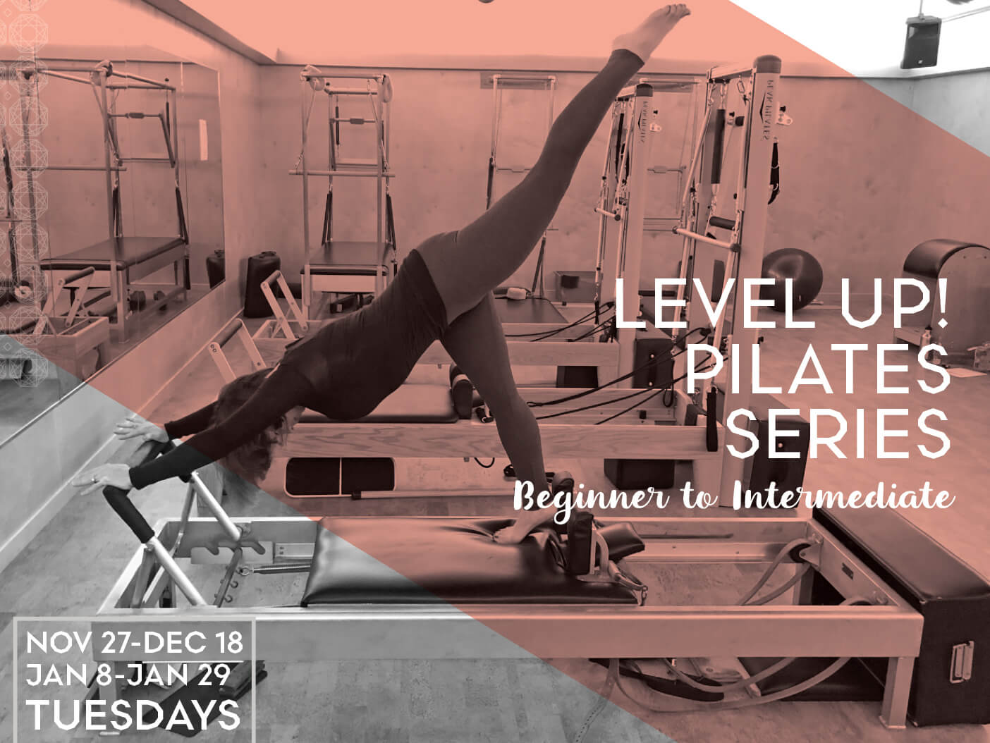 Level Up! Pilates Series