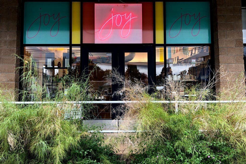 Joy Boutique External