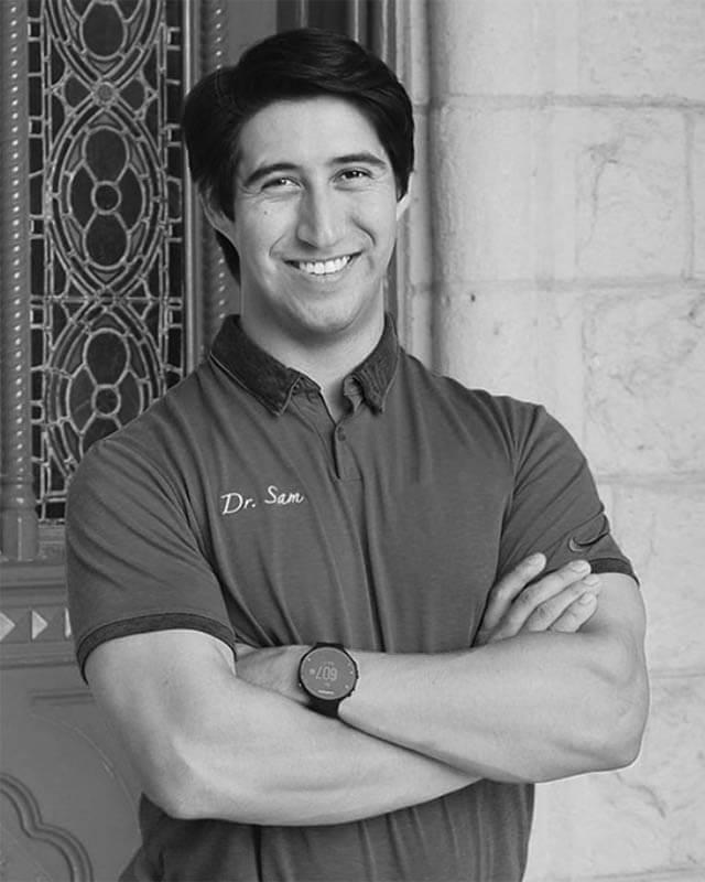 Dr. Sam LaCroix
