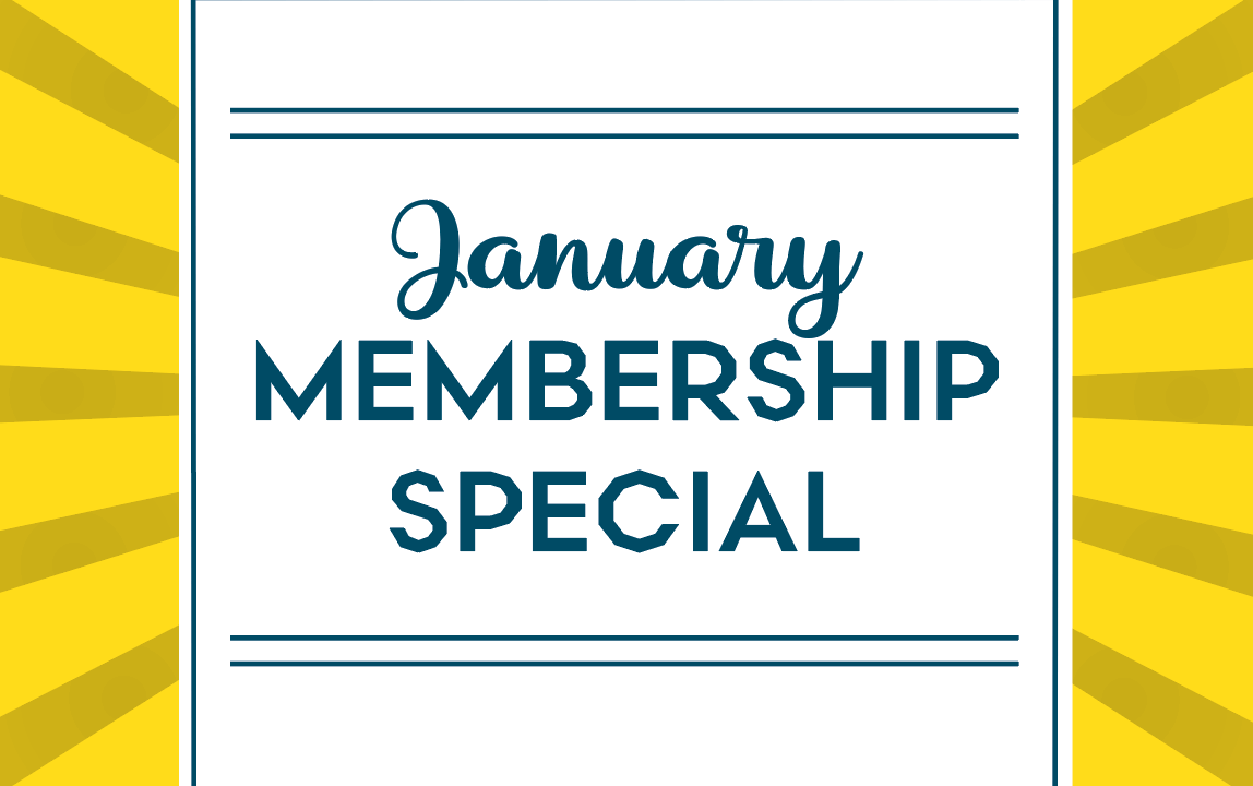 Castle Hill Fitness January Membership Special
