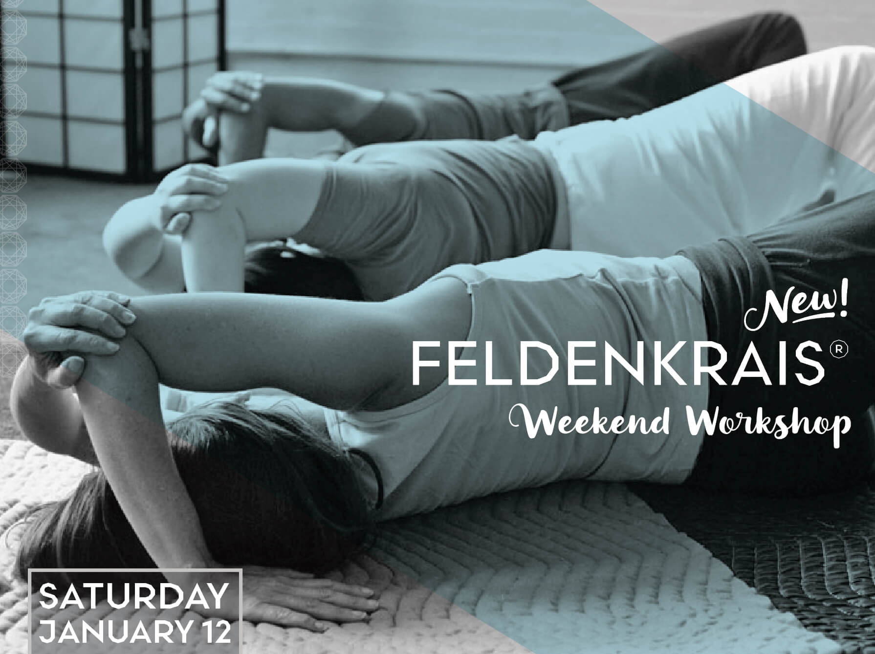 Feldenkrais®: Weekend Workshop