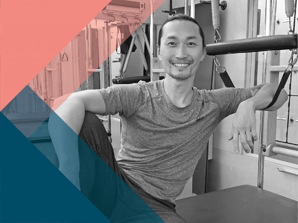 Pilates Instructor Jae Hoon Lim