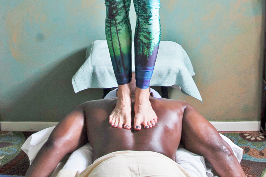 Ashiatsu Massage Available at Castle Hill Fitness 360