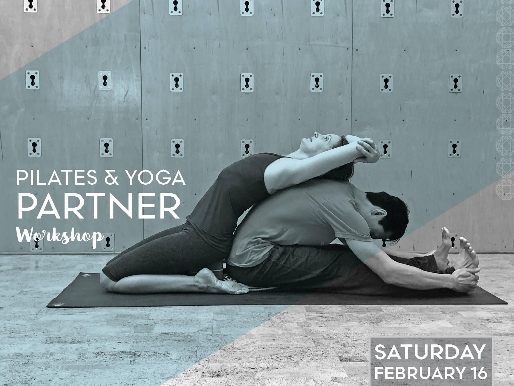 Pilates and Yoga Partner Workshop