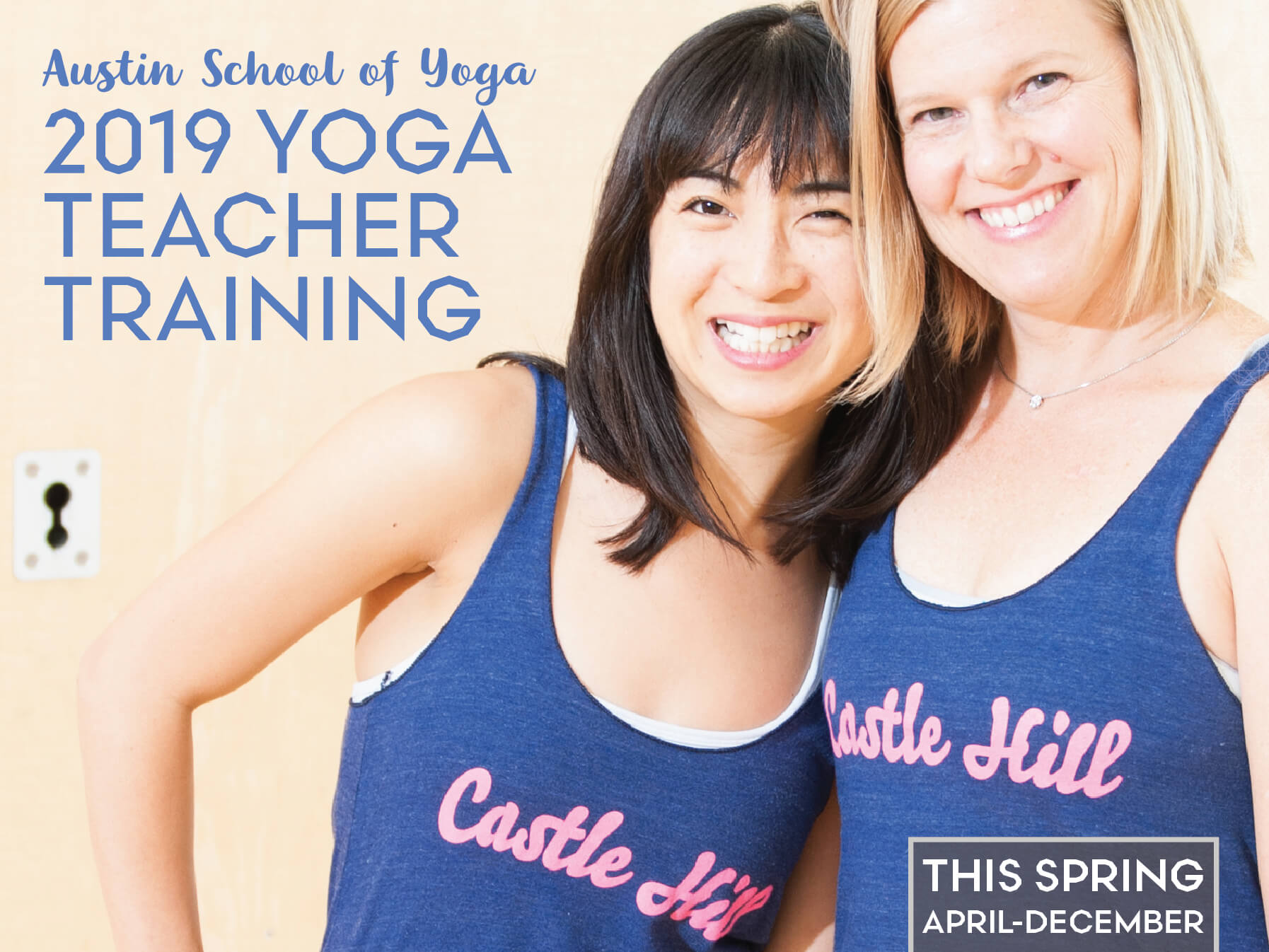 2019 Austin School of Yoga 200-Hour Teacher Training