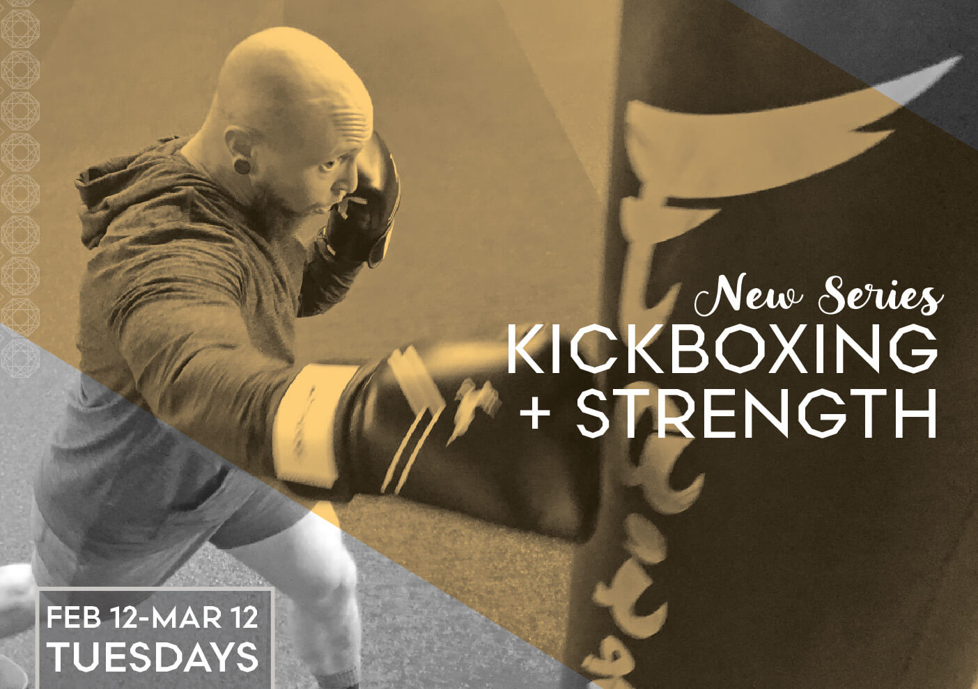 Kickboxing + Strength