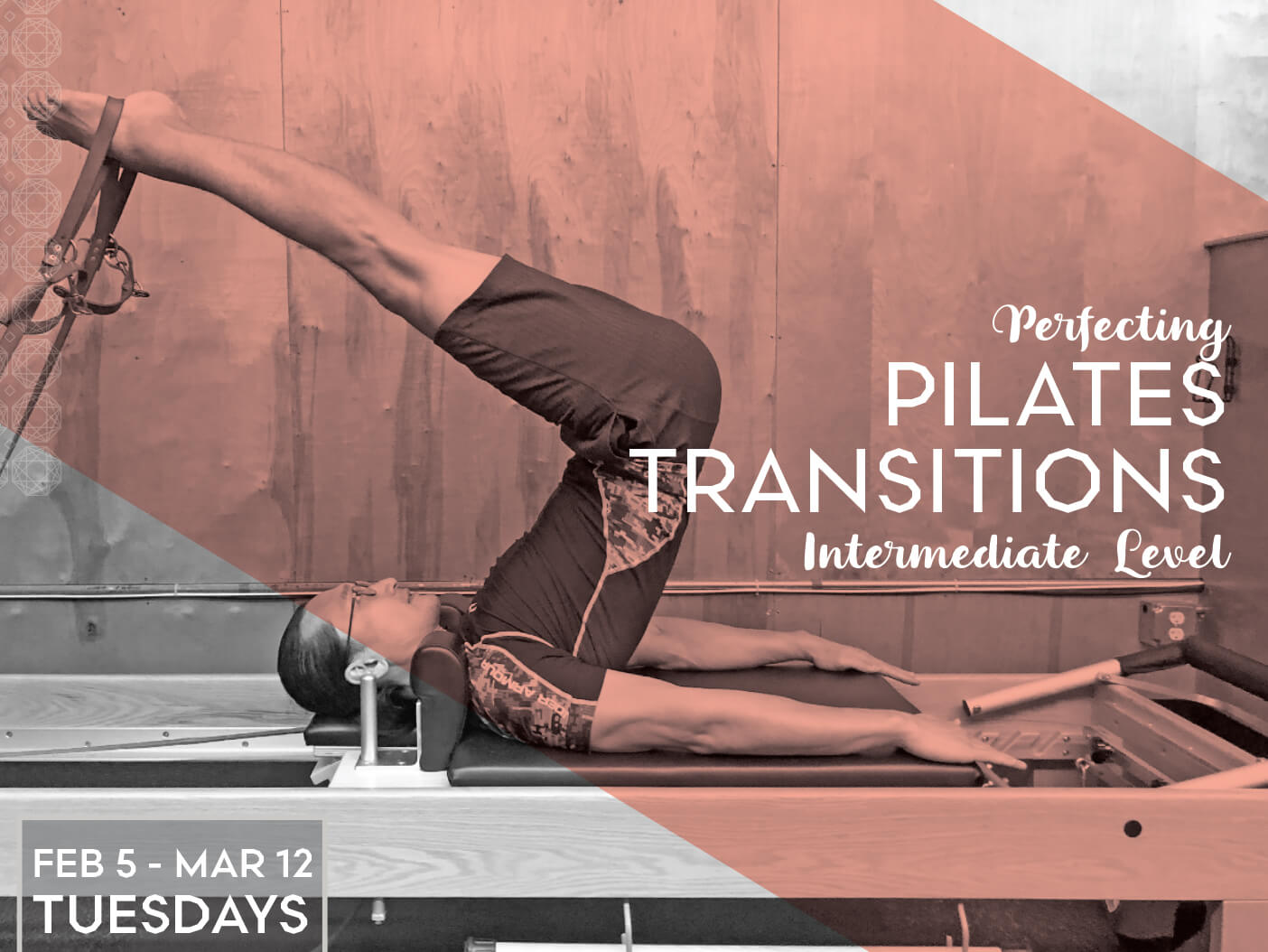 Perfecting Pilates Transitions: Intermediate Level