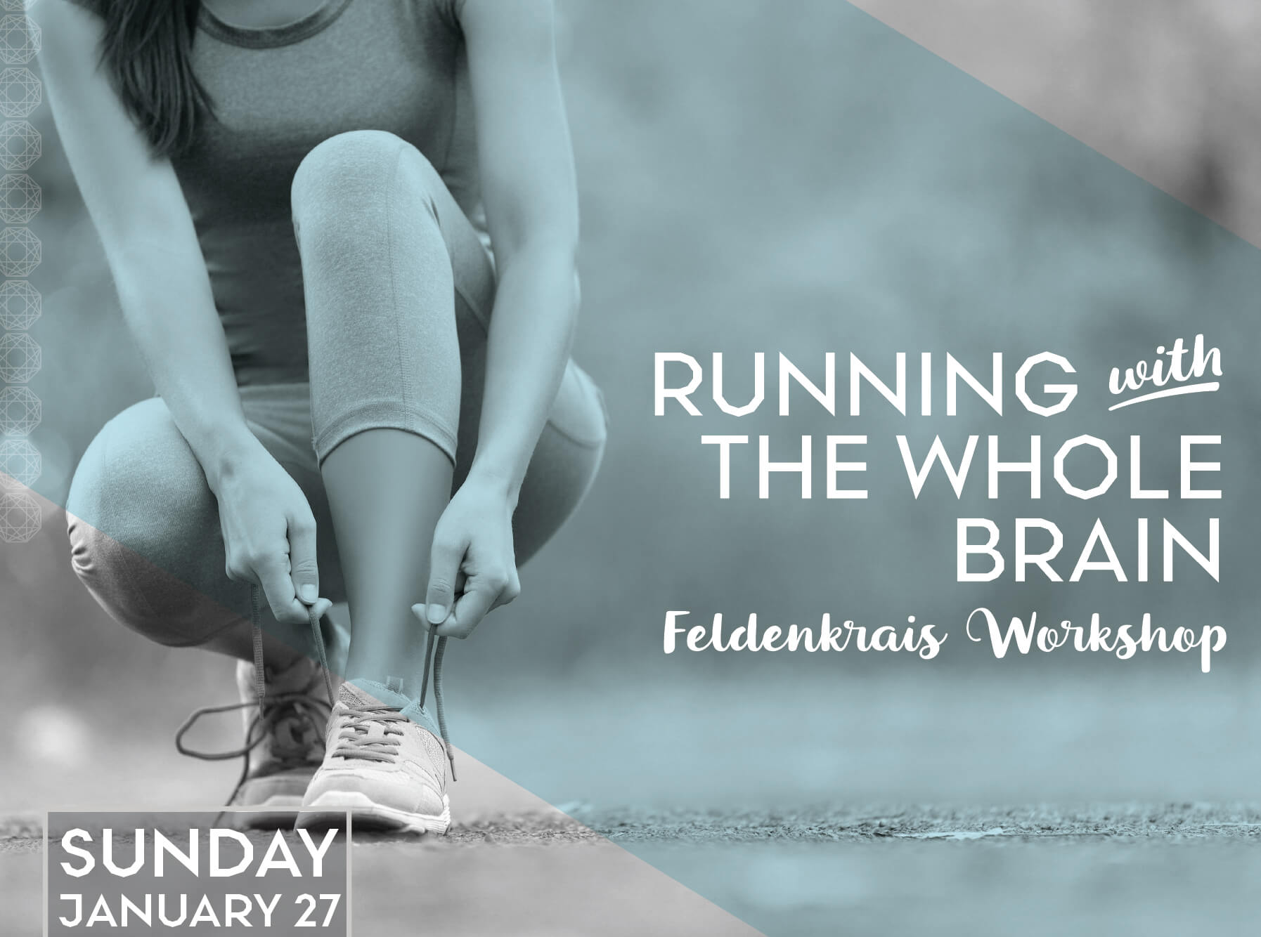 Running with the Whole Brain: Feldenkrais Workshop