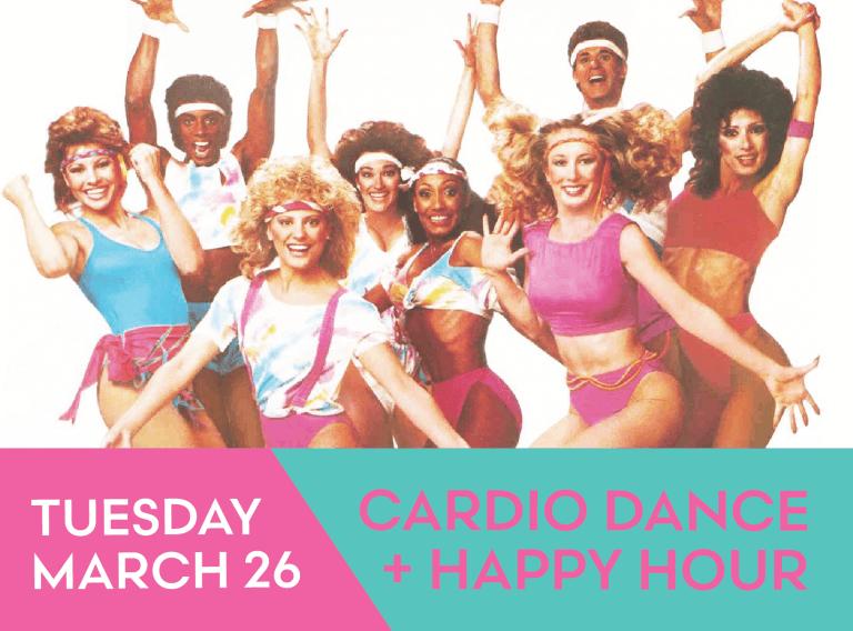 Cardio Dance and KEEL Vodka Happy Hour!