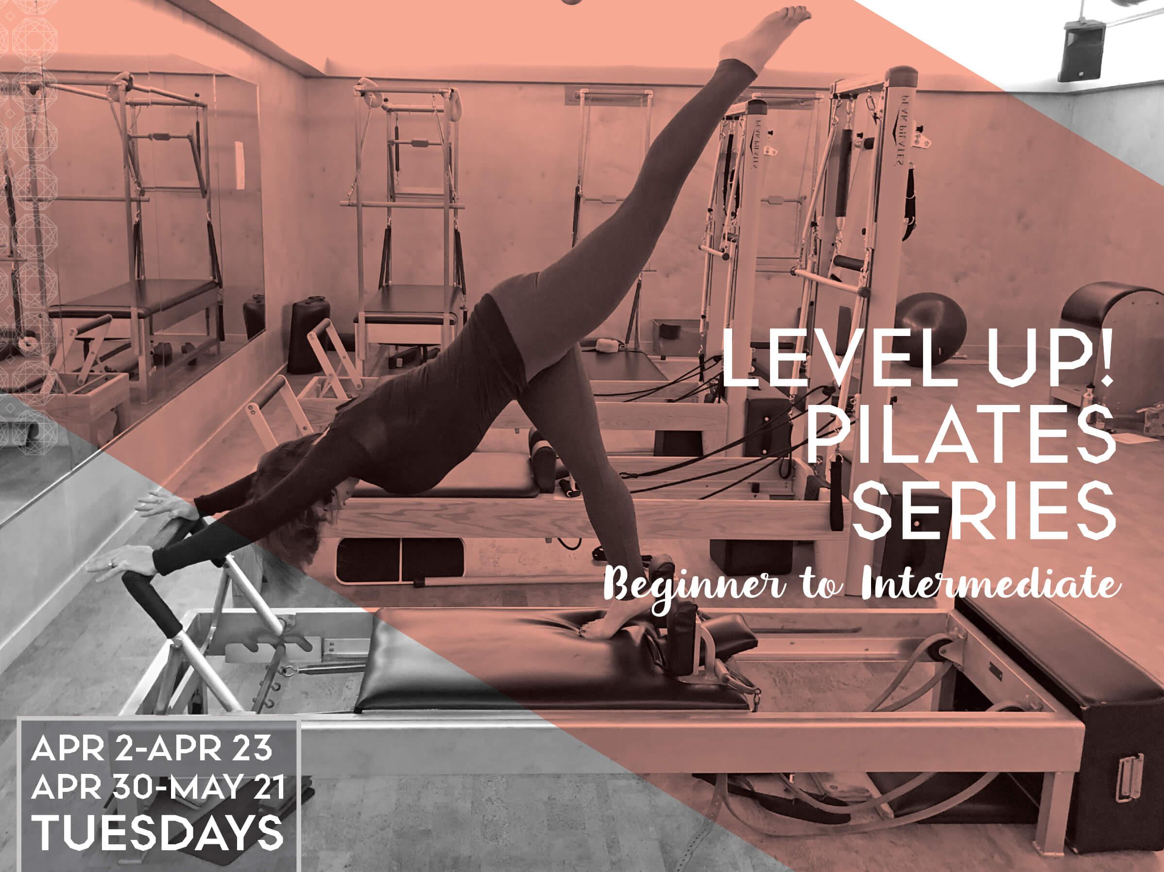 Level Up! Pilates Series