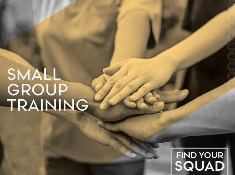 Ongoing Small Group Training
