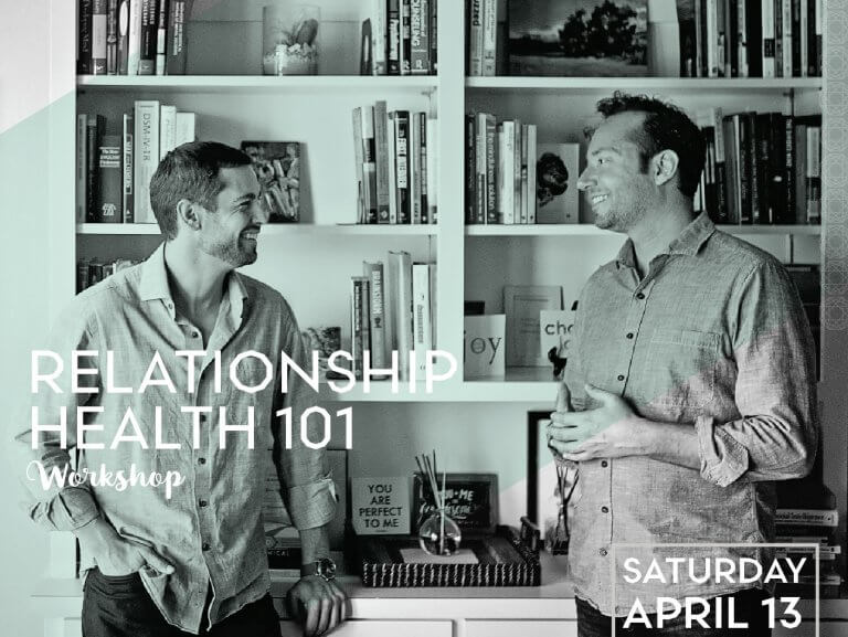 Relationship Health 101