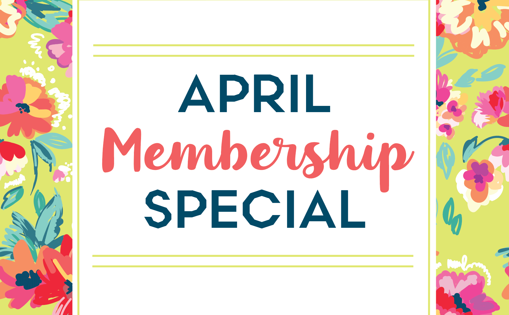 April Castle Hill Fitness Membership Special