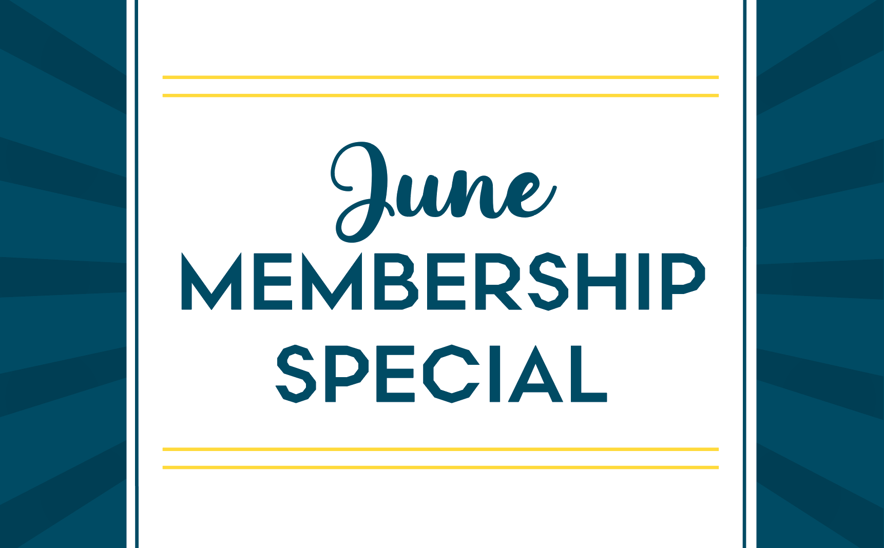 Castle Hill Fitness June Membership Special