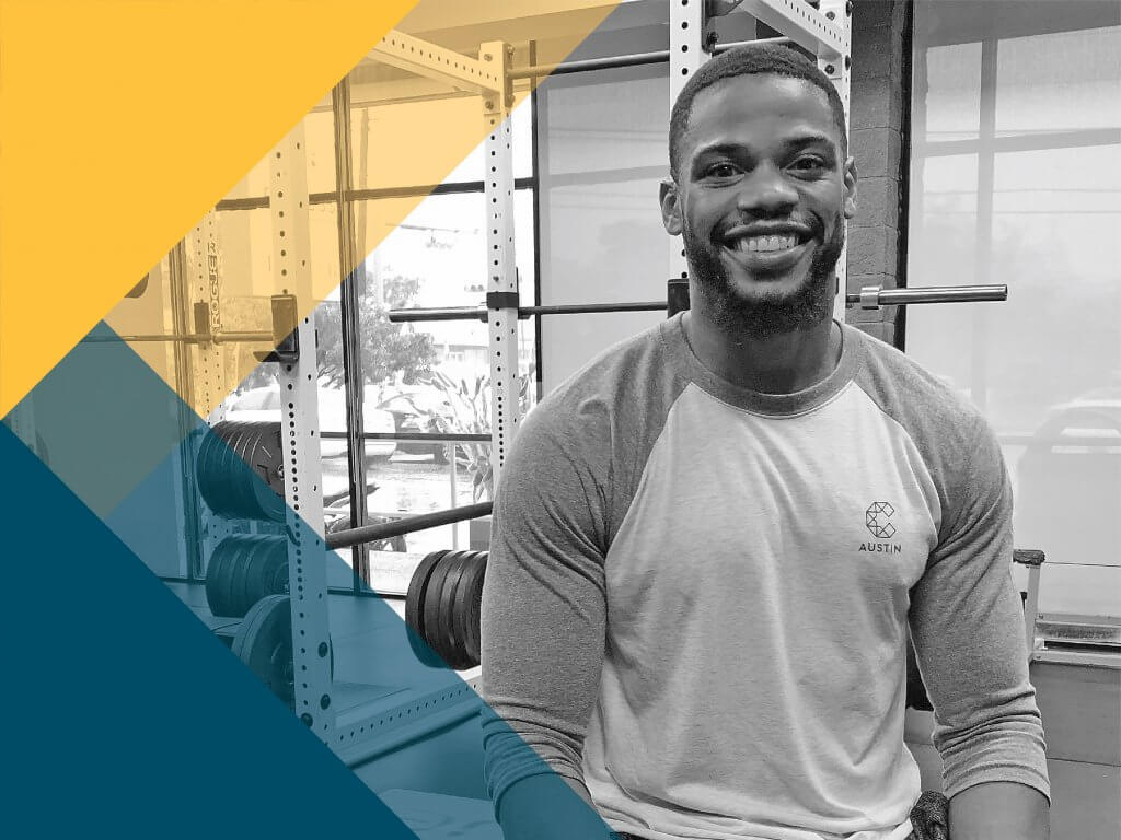 Staff Spotlight Personal Trainer Tony George