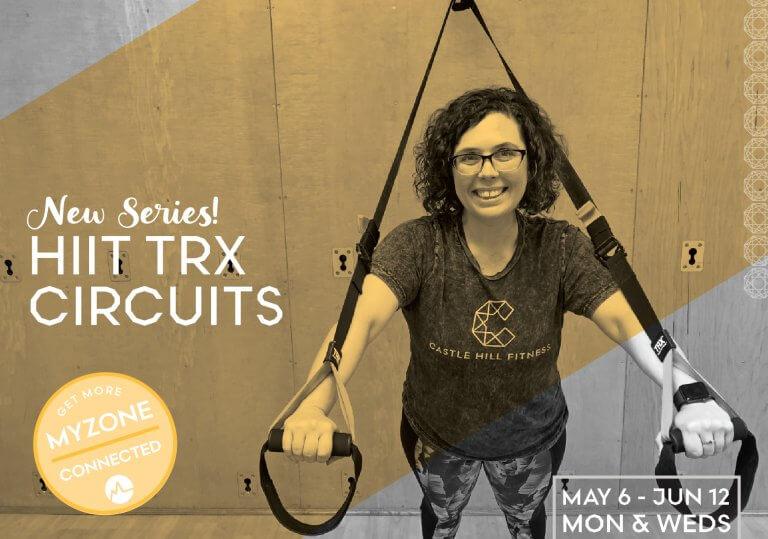 HIIT TRX Circuits