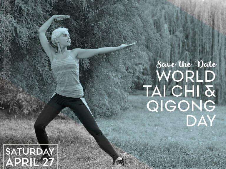 World Tai Chi & Qi Gong Day