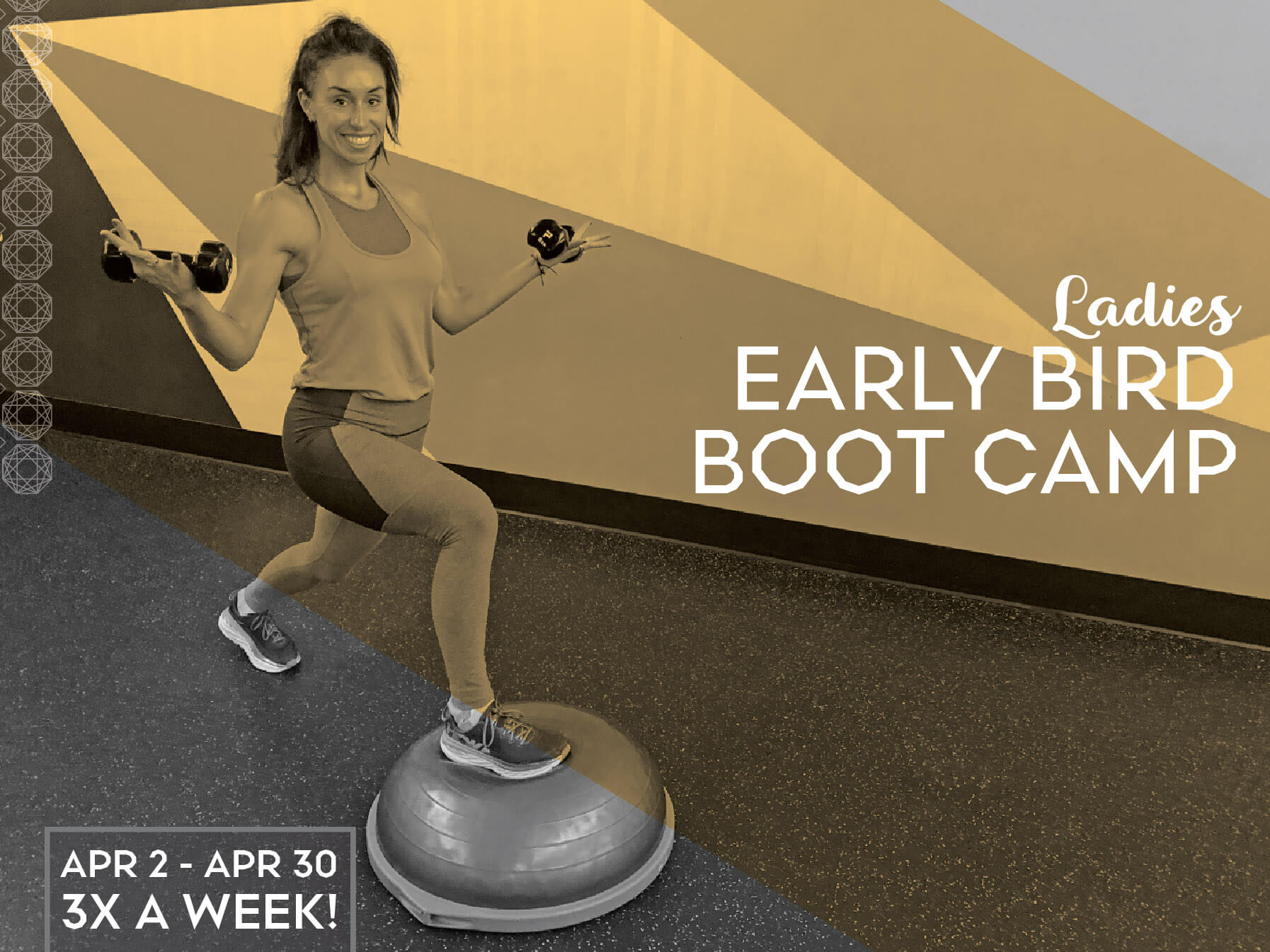Ladies Early Bird Boot Camp