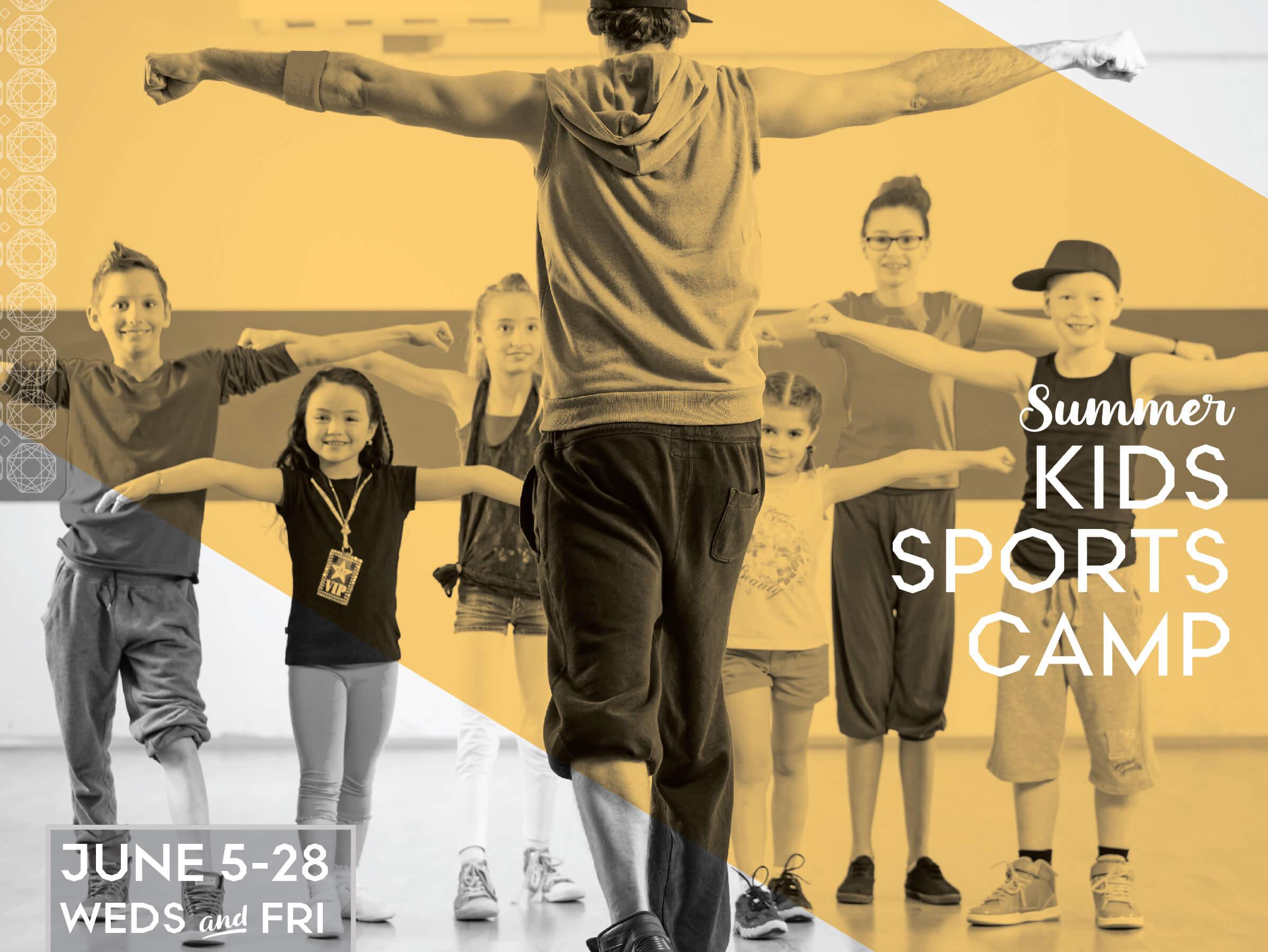 Summer Kids Sports Camp