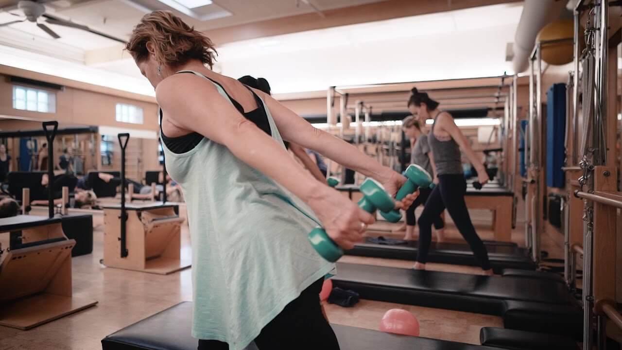 Cardio Pilates Circuit