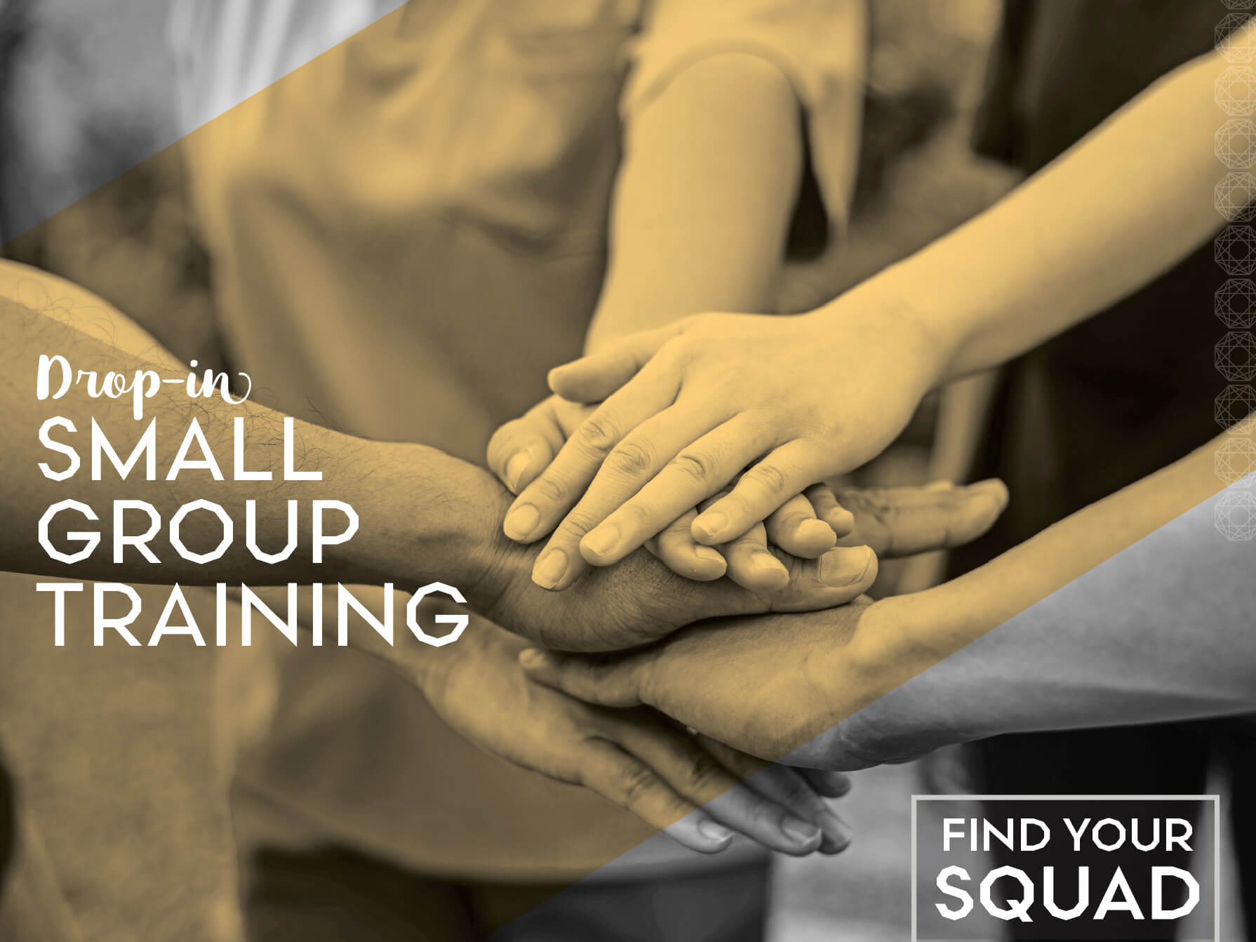 Drop-In Small Group Training at Downtown