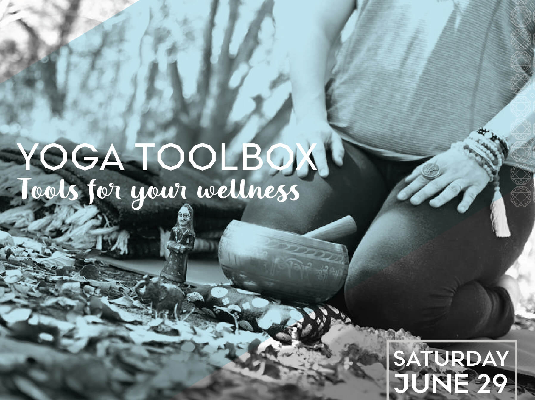 Yoga Toolbox: Tools for Your Wellness