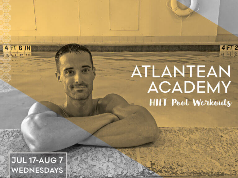 Atlantean Academy: HIIT Pool Workouts