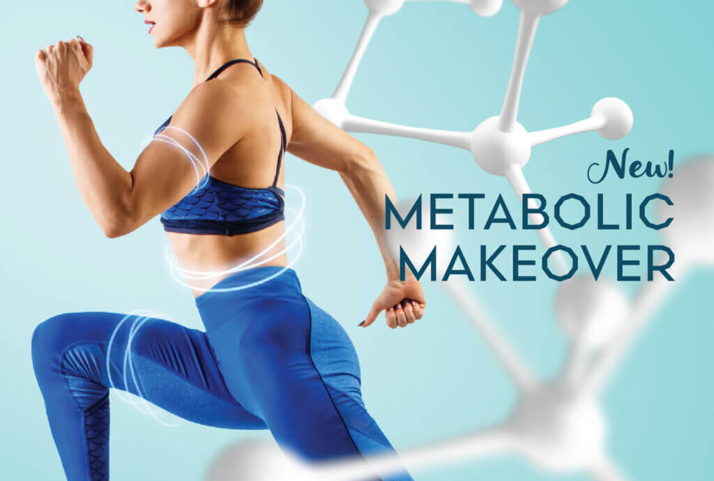 Metabolic Makeover Package with Elite Trainer Tara Penawell
