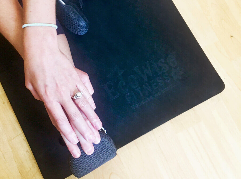 Eco Friendly Yoga Mat for Health and Conscious Living at CHF