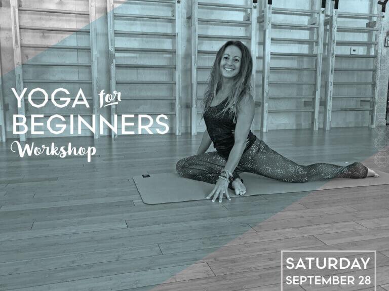 Yoga for Beginners Workshop