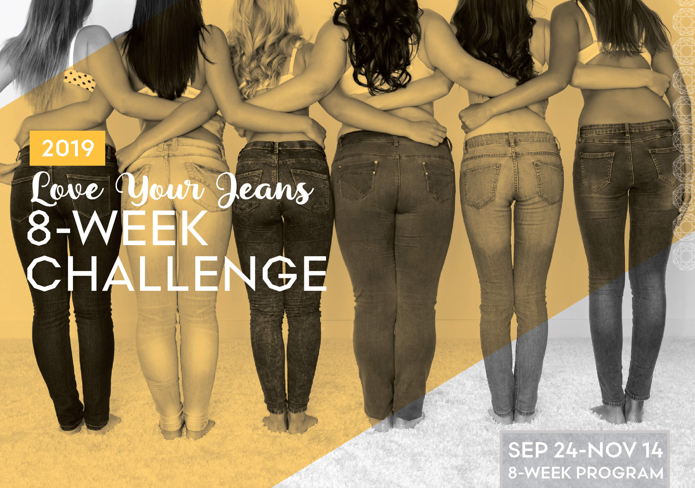 Love Your Jeans: 8-Week Challenge
