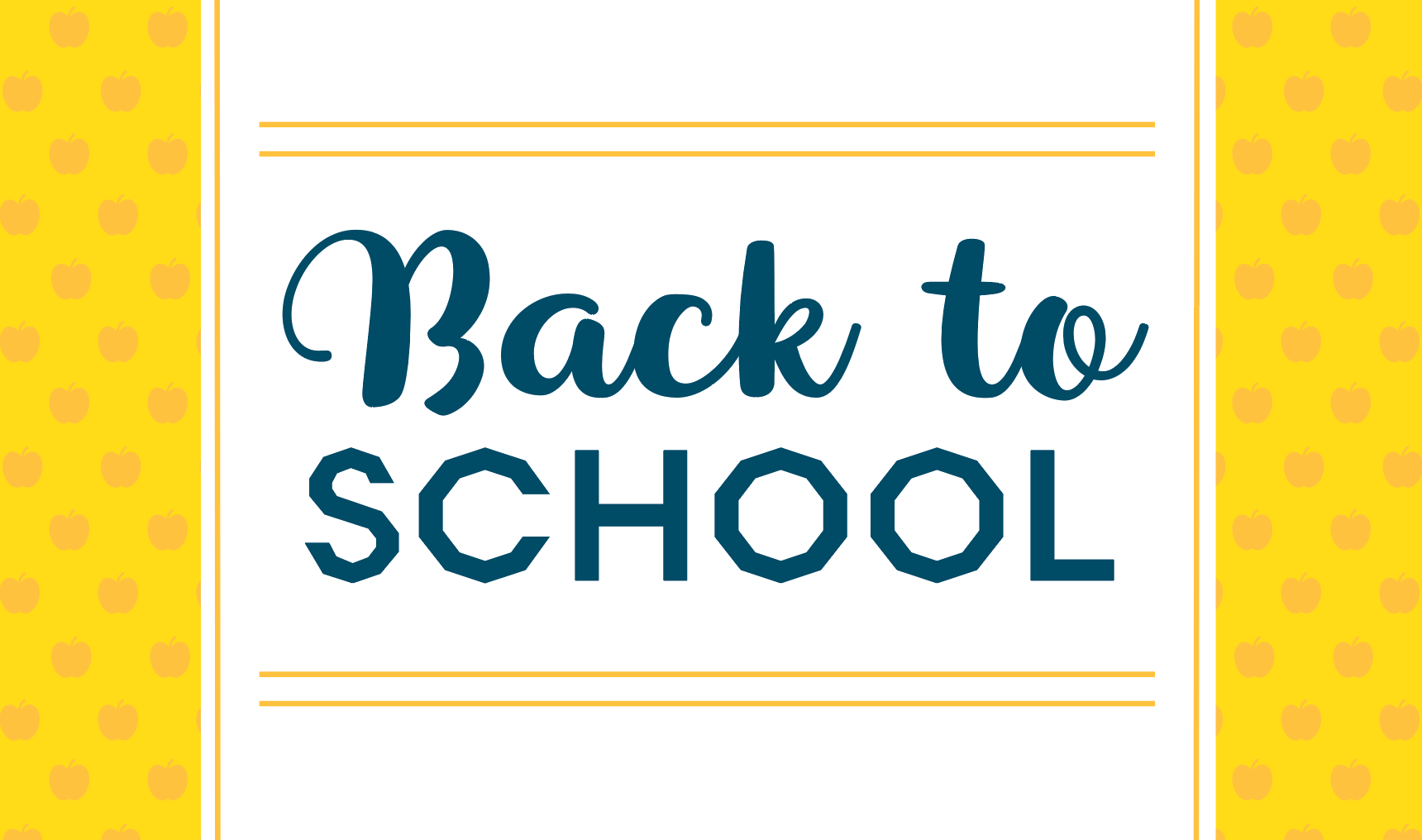 Back to School Training Deal
