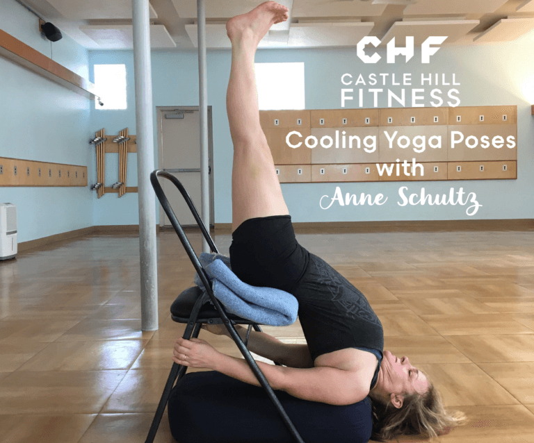 Three Cooling Yoga Poses for Texas Survival